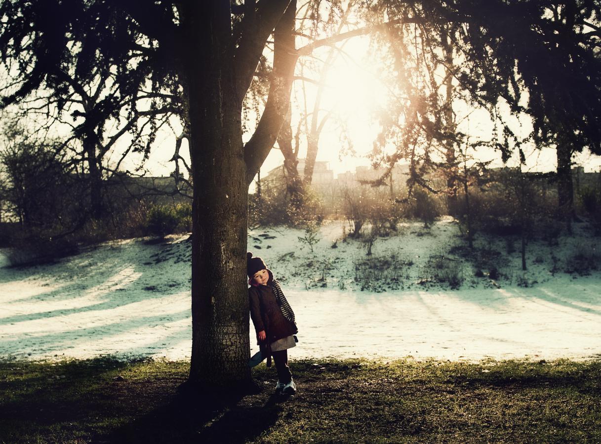sun-snow-renee-and-a-tree-antwerp-2010