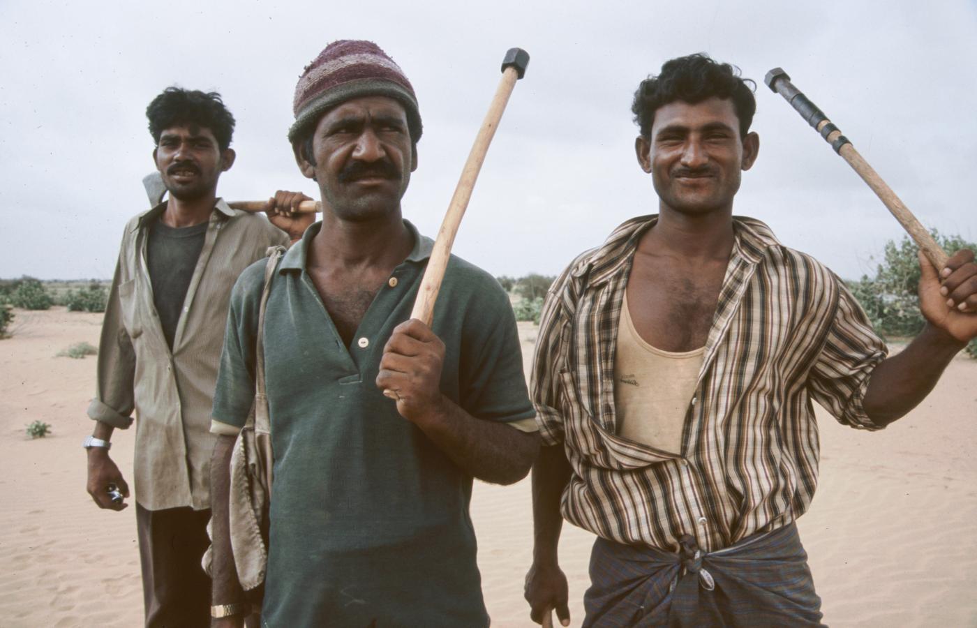 hunting-in-the-desert-around-jaisalmer-2003